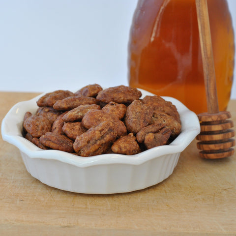 Merchant's Reserve Honey Toasted Pecans Product Detail