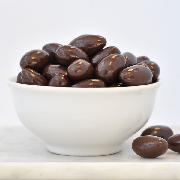 Merchant's Reserve Dark Chocolate Covered Almonds Product Detail