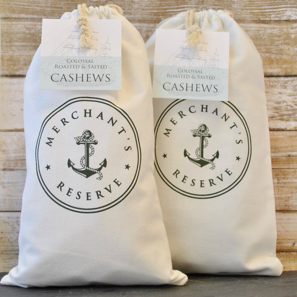 Merchant's Reserve Jumbo Cashews Cargo Bag Duo