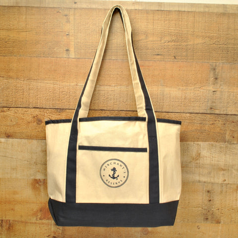 Merchant's Reserve Boat Tote
