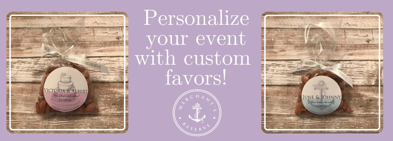 Merchant's Reserve Personalized Orders