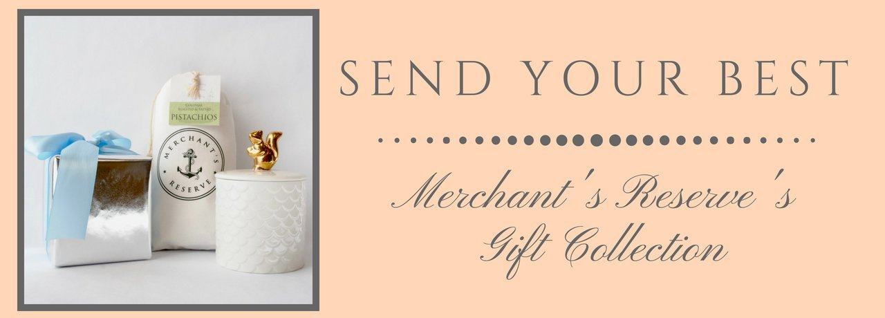 Merchant's Reserve Gift Collection with Wrapping available