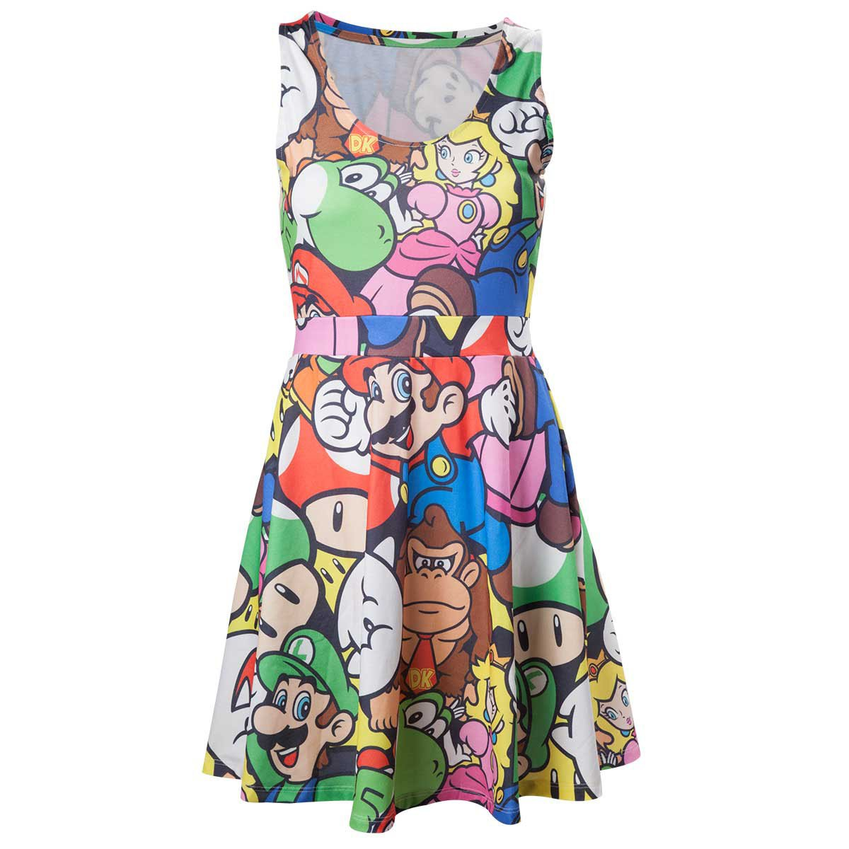 Mario Dress (Gaming)