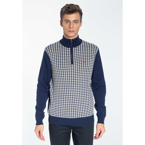 Lockhill Turtle Neck Jumper - Merc