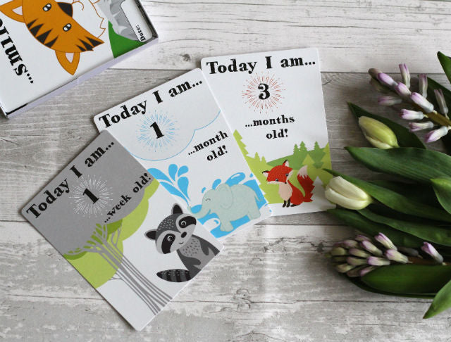 Milestone Cards ~ Belo And Me