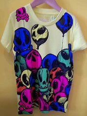 Iron Fist Girls 99 Dead Balloons Childrens T Shirt