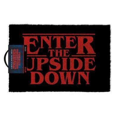 Enter The Upside Down Doormat (Stranger Things)