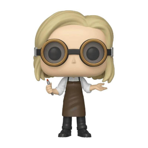 13th Doctor Pop Vinyl (Dr Who)