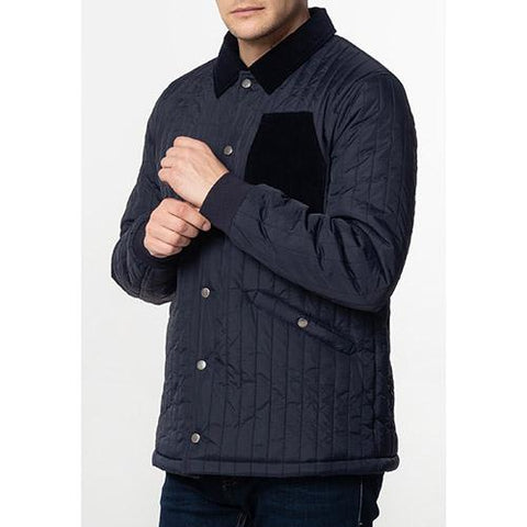 Charter Quilted Jacket - Merc