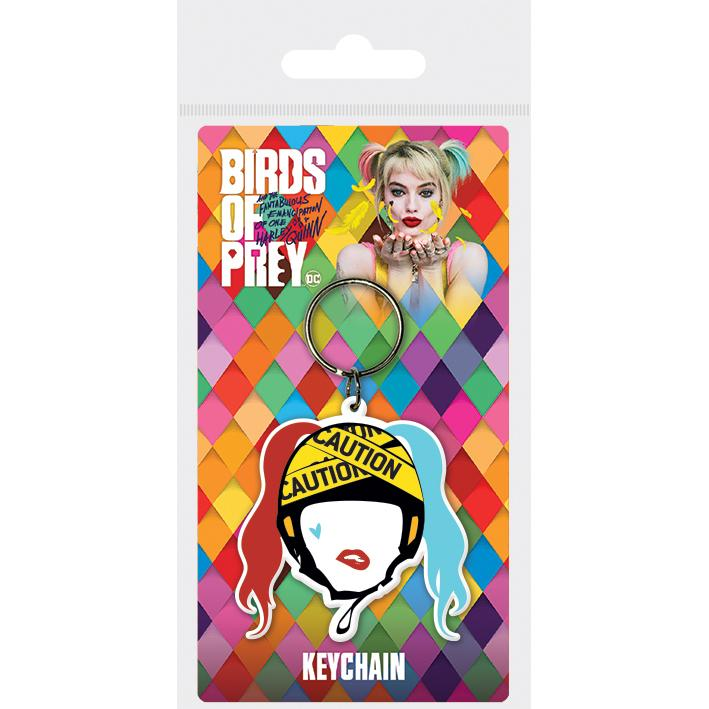 Harley Quinn Keyring (DC - Birds Of Prey)