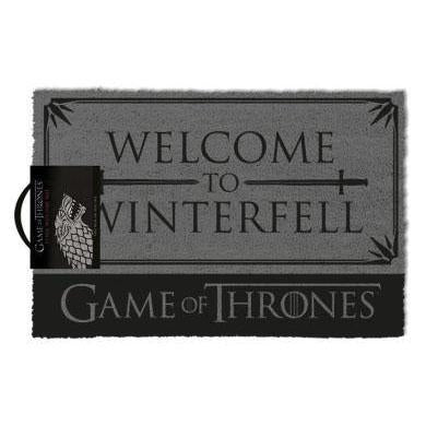 Winter Is Coming Doormat (Game Of Thrones)