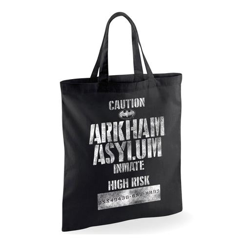 Batman Arkham Asylum Tote Bag DC