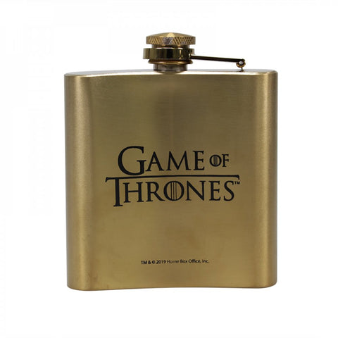 Valar Morghulis - All Men Must Die Hip Flask (Game of Thrones)