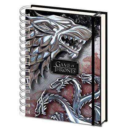 Stark Notebook (Game Of Thrones)