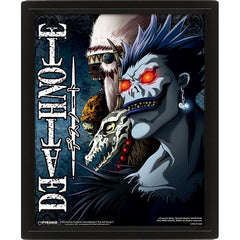 Shinigami 3D Image (Anime - Death Note)
