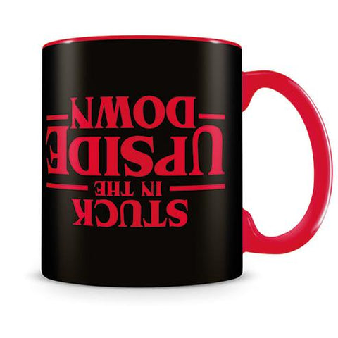 Upside Down Mug (Stranger Things)