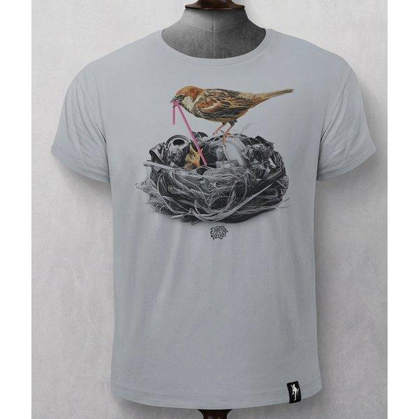 Birds Nest T-shirt ~ Dirty Velvet