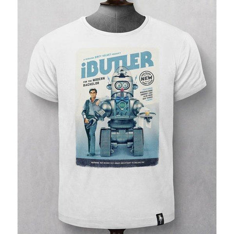 iButler T-shirt ~ Dirty Velvet