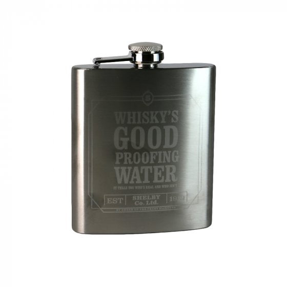 Peaky Blinders Hip Flask
