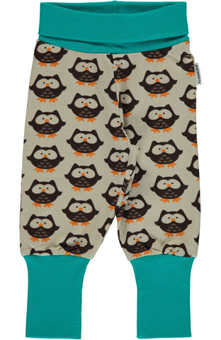 Owl Rib Pants ~ Maxomorra