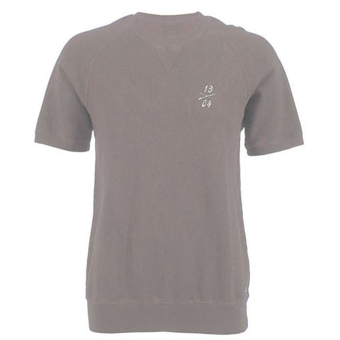 Men's Mcqueen Grey Short Sleeved Sweater ~ Iron Fist