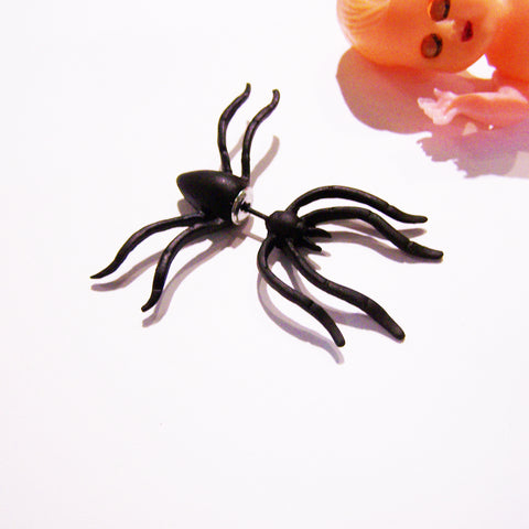 Single Spider Earring