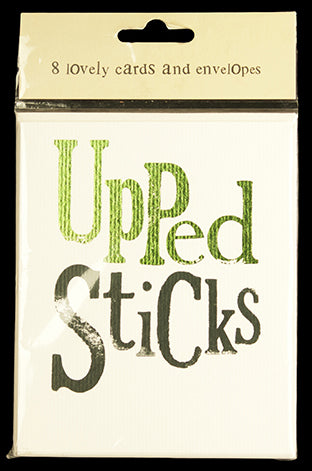 Upped Sticks Cards ~ The Bright Side
