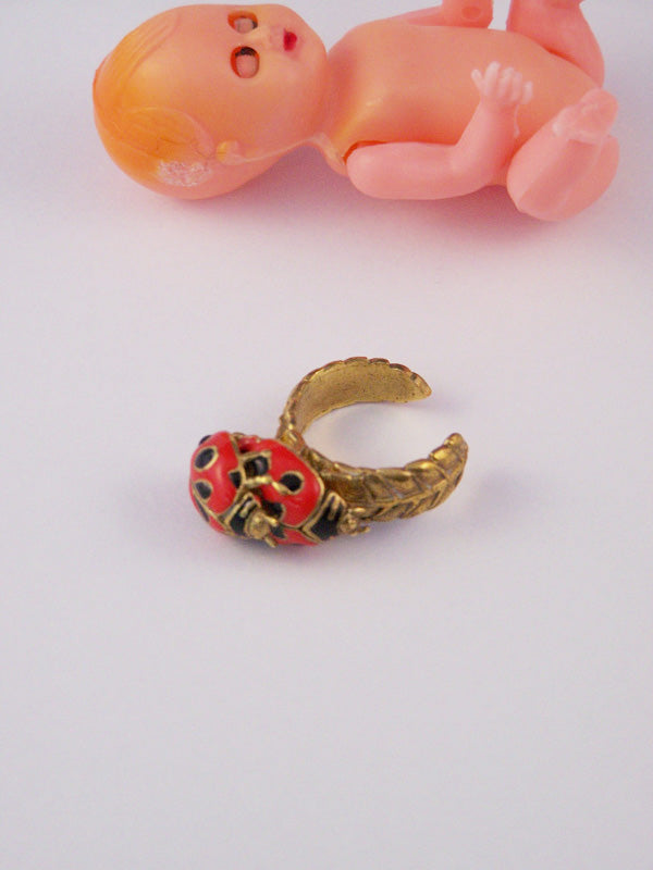 Naughty Ladybirds Ring ~ Mafia