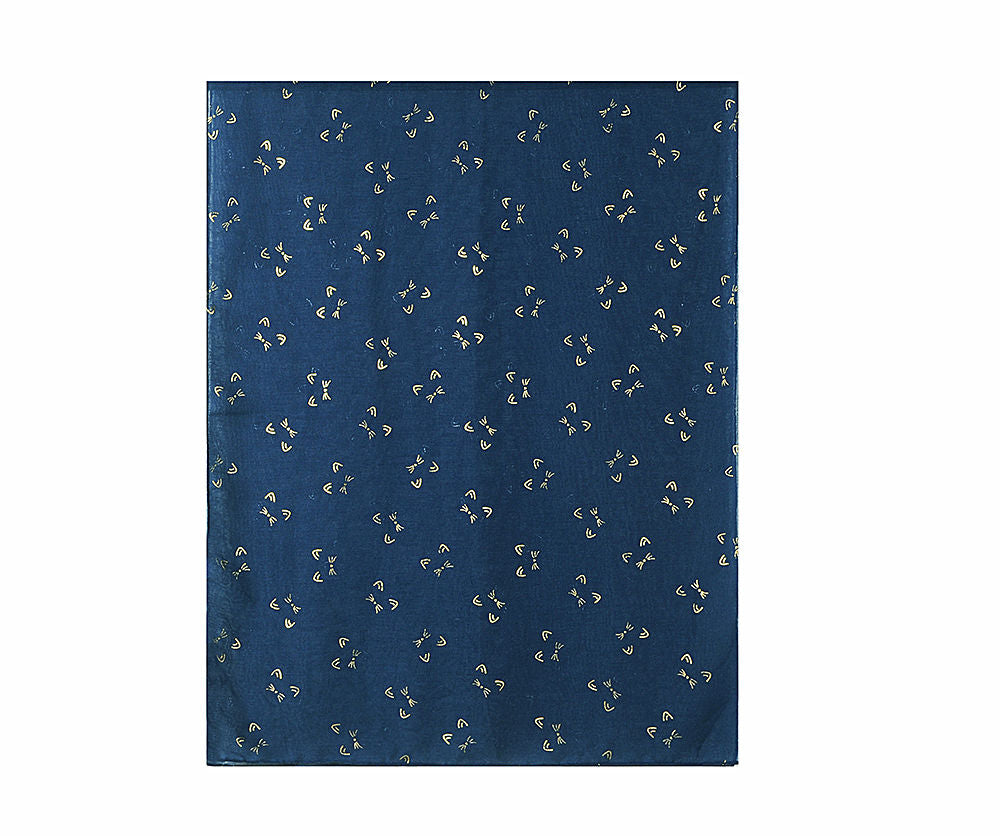 Navy Hey Kitty Scarf