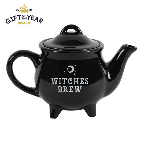 Witches Brew Tea Pot Cauldron ~ Wicked Witch Of The West