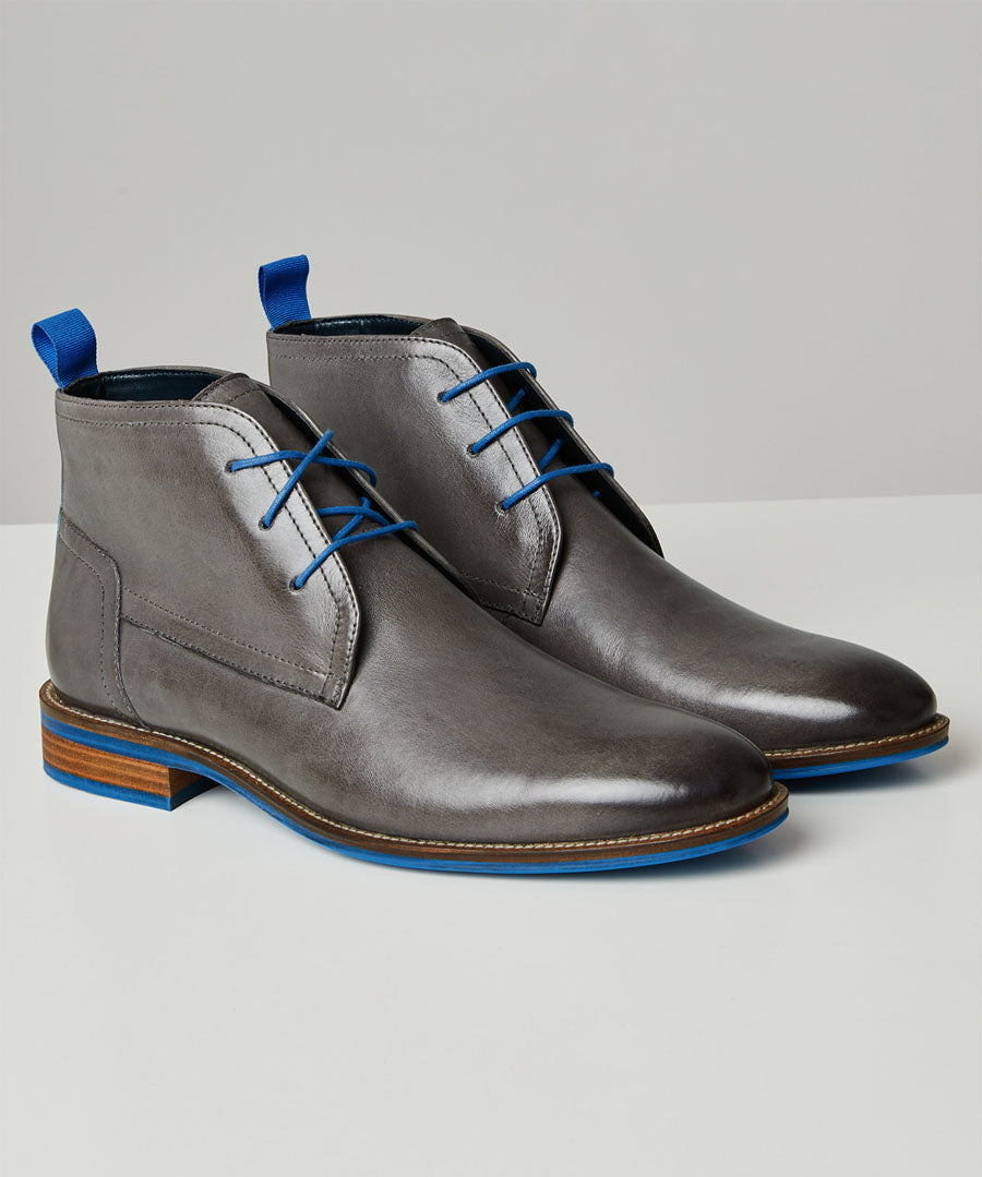 New Territory Blue Flash Boots ~ Joe Browns