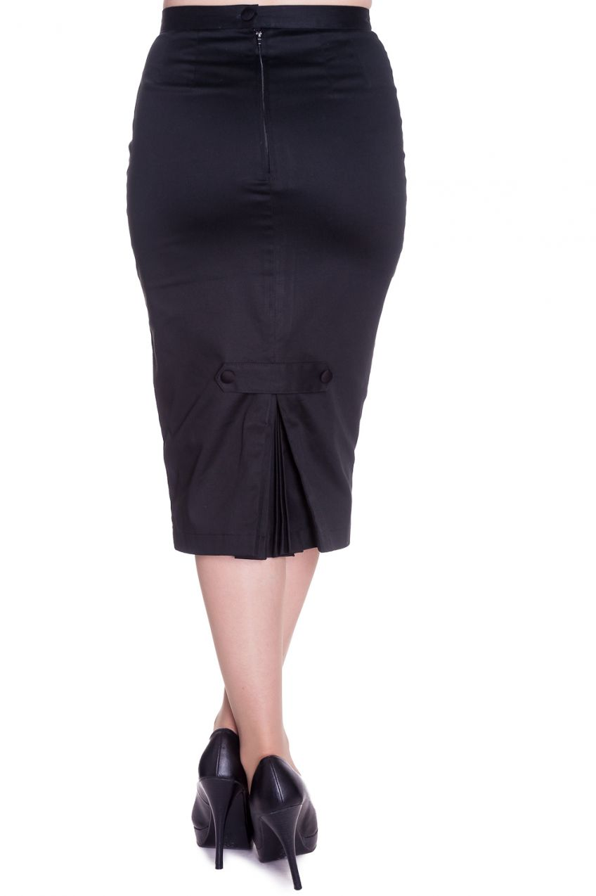 Frankie Skirt ~ Hell Bunny *Up To Size 22
