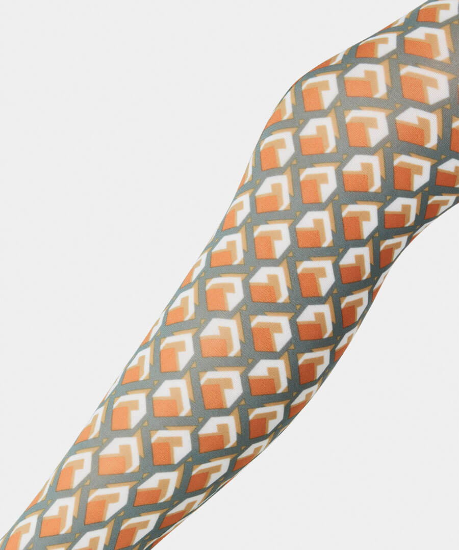 Geo Printed Tights  ~ Joe Browns