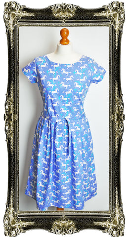 b5af383c3cdb Unicorn Tea Party Dress ~ Run & Fly **Buy 2 Run & Fly Save