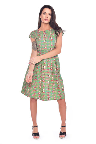 Frida Tea Party Dress ~ Run & Fly