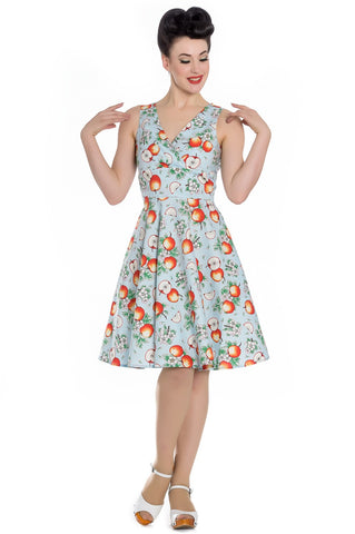 Somerset Apples Dress ~ Hell Bunny