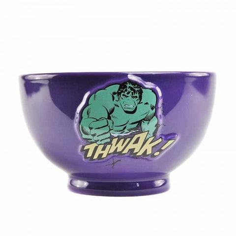 Embossed Hulk Bowl (Marvel)
