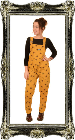 Bee Twill Dungarees Free Bee Pin ~ Buy 2 Run & Fly get 10% off
