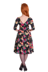 Hermeline 50s Dress ~ Hell Bunny  *Up To Size 22