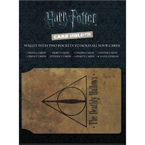 Deathly Hallows Pass Holder (Harry Potter)