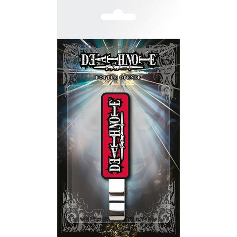 Death Note Bottle Opener (Anime)
