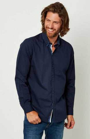 Delightful Double Collar Shirt ~ Joe Browns