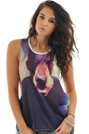 Bear Man Muscle Tank Tee ~ Iron Fist