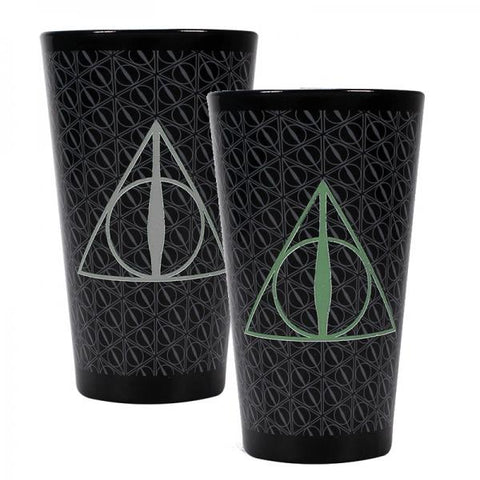 Deathly Hallows Cold Changing Glass (Harry Potter)