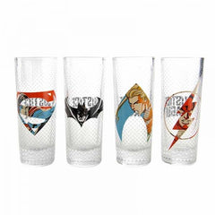 Justice League Shot Glasses (DC)