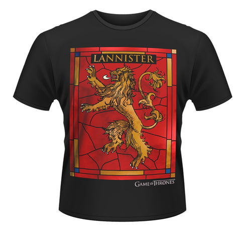 House Lannister T-shirt (Game Of Thrones)