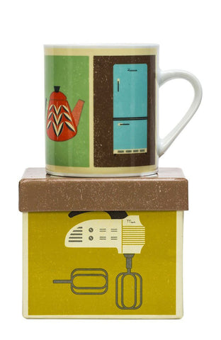 Kitchen Mug ~ Modern Home