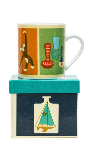 Collectables Mug ~ Modern Home
