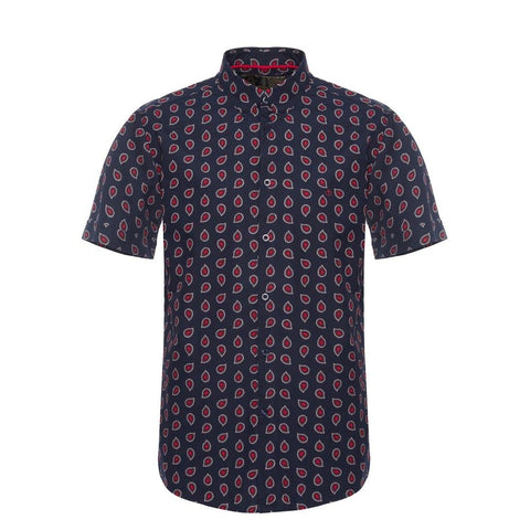Pickford Shirt - Merc