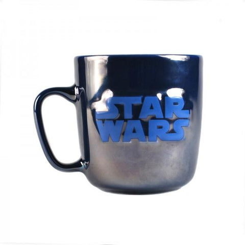 Premium R2D2 Metallic Mug (Star Wars)